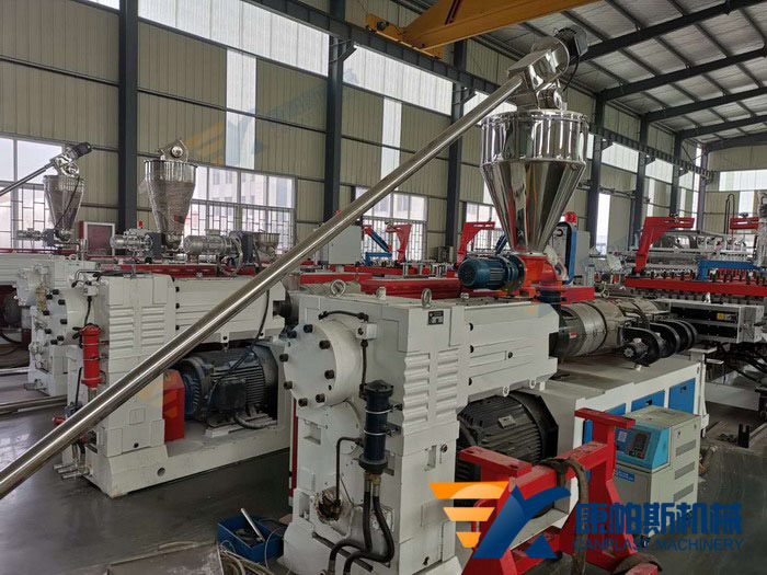 WPC Construction Board Production Line